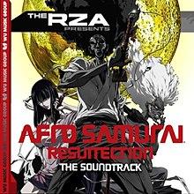 The Rza Presents Afro Samurai Resurrection Ost Wikipedia