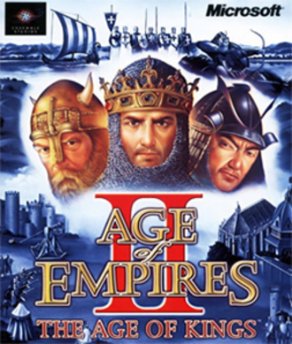 Age of Empires II - PC box cover