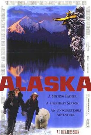 Alaska (1996 film) - Theatrical release poster