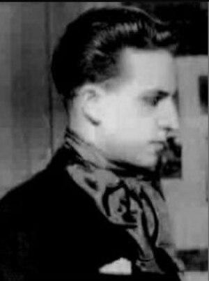 Alfredo Gangotena - Image: Alfredo Gangotena Fernandez Salvador