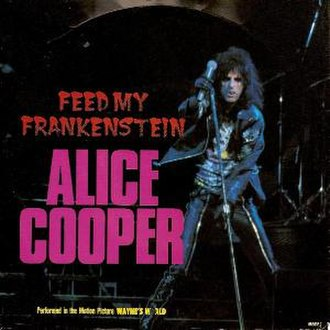 Feed My Frankenstein - Image: Alice Cooper Feed My Frankenstein