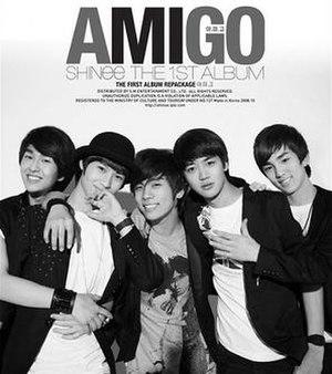 The Shinee World - Image: Amigo Shinee