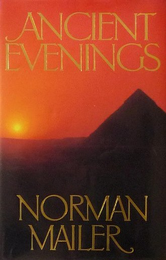 Ancient Evenings - First edition cover