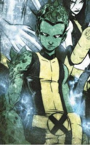 Anole (comics) - Image: Anole 23