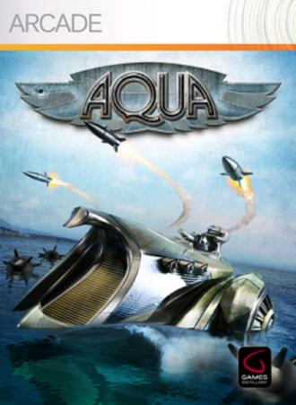 Aqua (video game) - Image: Aqua gamecover