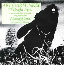 art garfunkel bright eyes png