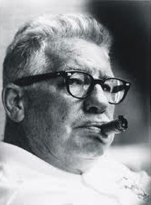 "Art Rooney - Image of Rooney from ""BELIEVE"" posters"