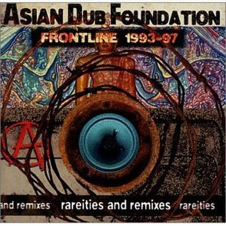Frontline 1993–1997: Rarities and Remixes - Image: Asian Dub Frontline
