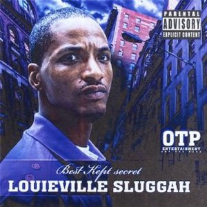 Best Kept Secret (Louieville Sluggah album) - Image: Best Kept Secret (Louieville Sluggah album)