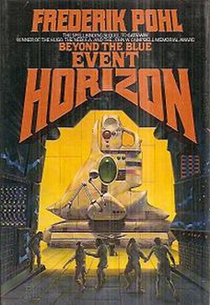 Beyond the Blue Event Horizon - Cover of the first edition
