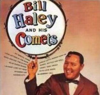 Bill Haley and His Comets (1960 album) - Image: Bill Haley and His Comets (1960 album) cover
