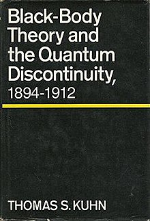 Black-Body Theory and the Quantum Discontinuity, 1894-1912 (first edition).jpg
