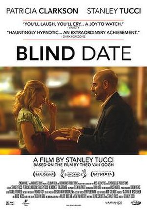 Blind Date (2007 film) - Theatrical release poster