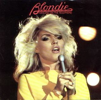 Hanging on the Telephone - Image: Blondie Hanging On The Telephone (UK)