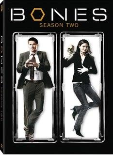 <i>Bones</i> (season 2)