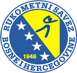 Bosnia and Herzegovina national handball team - Image: Bosnia and Herzegovina national handball team logo