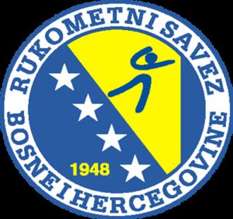 Bosnia and Herzegovina national handball team - Image: Bosnia and Herzegovina national handball team logo