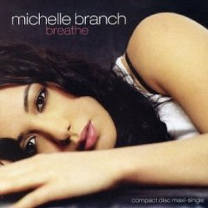 Breathe (Michelle Branch song) - Image: Breathe European Cover