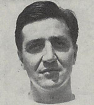 Bud Schwenk - Schwenk in 1946