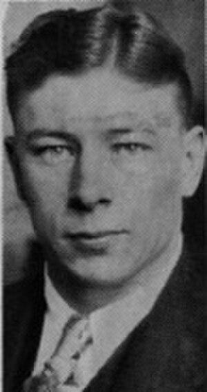 Buddy Hackman - Hackman c. 1933