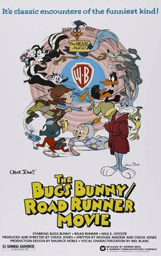 The Bugs Bunny/Road Runner Movie - Poster