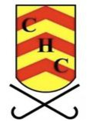 Cardiff & Met Hockey Club - An early logo of Cardiff Hockey Club