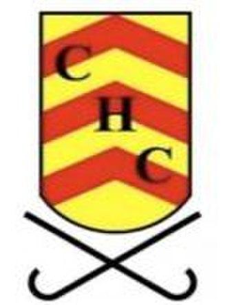 Cardiff & Met Hockey Club - An early logo of Cardiff Hockey Club