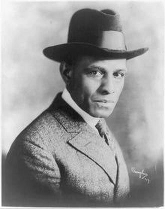 Charles Sidney Gilpin - Charles Sidney Gilpin