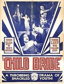 Child Bride - Wikipedia