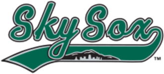 Colorado Springs Sky Sox - Image: Colorado Springs Sky Sox
