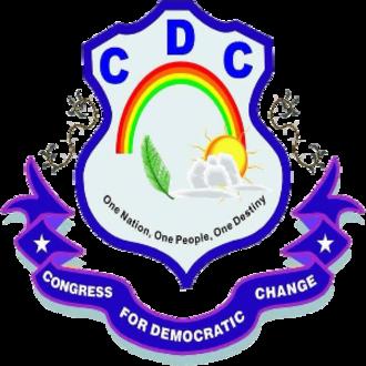 Congress for Democratic Change - Image: Congress for Democratic Change logo
