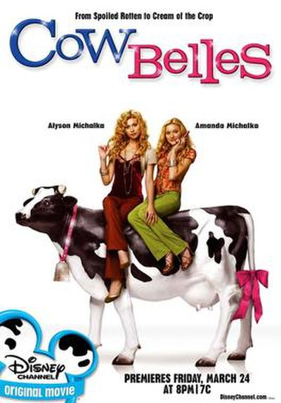Picture of a movie: Cow Belles