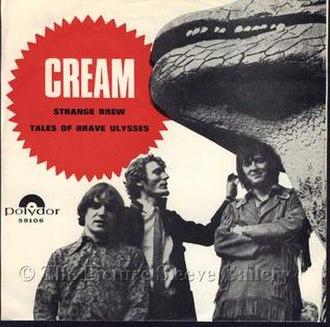 Tales of Brave Ulysses - Image: Cream tales ulysses 1967