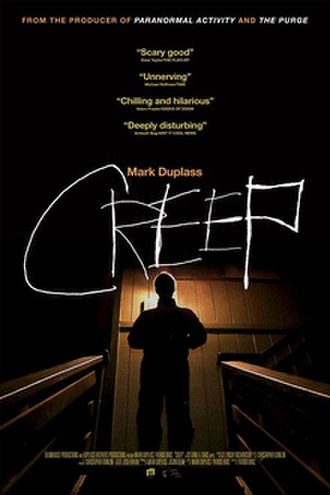 Creep (2014 film) - Theatrical release poster