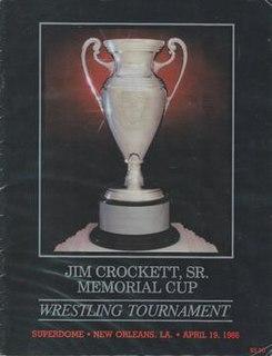 Crockett Cup (1986) American professional wrestling tournament