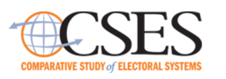 Comparative Study of Electoral Systems - Image: Cses globe