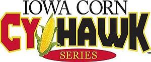 Iowa Corn Cy-Hawk Series -