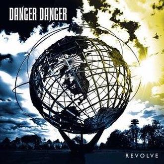 Revolve (Danger Danger album) - Image: Danger Danger revolve