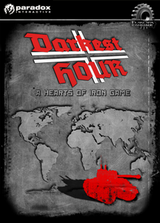 <i>Darkest Hour: A Hearts of Iron Game</i> Video game