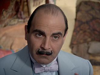 Hercule Poirot - David Suchet as Hercule Poirot