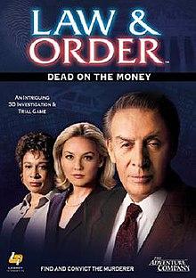 law order dead on the money wikipedia