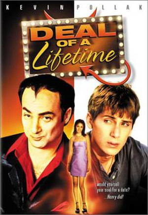 Deal of a Lifetime - Deal of a Lifetime US DVD Cover