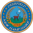 Official seal of Deerfield, New Hampshire