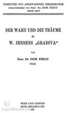Delusion and Dream in Jensen's Gradiva, German edition.jpg