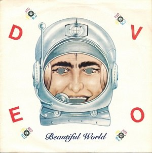 Beautiful World (Devo song) - Image: Devo beautiful world virgin