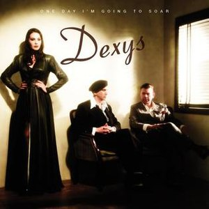 One Day I'm Going to Soar - Image: Dexys One Day I'm Going To Soar