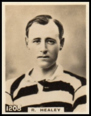 Dick Healey (footballer) - Pictured in the 1920s