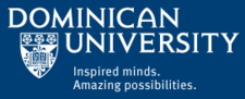 Dominican University - Blue Logo.png