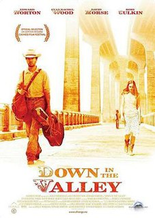 <i>Down in the Valley</i> (film) 2005 film by David Jacobson