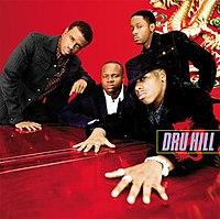 Dru Hill's 1996 eponymous debut, Dru Hill.
